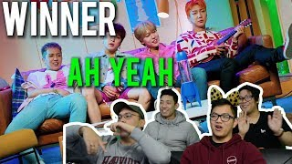 """AH YEAH"" It's WINNER BABY (MV Reaction)"