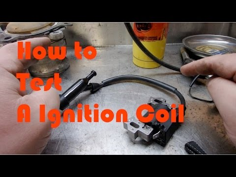 Ignition Coil Primary & Secondary Resistance Testing