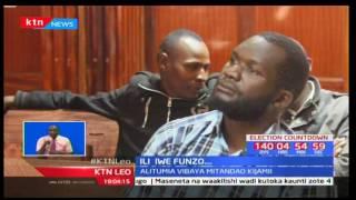 Cyprian Nyakundi amehukumiwa kifungo cha miezi minne kwa kosa la kudharau mahakama