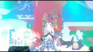 """Дениза Хекилаева -""""Миллион Голосов"""", 12 июня во Владикавказе."""