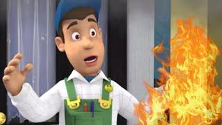 Feuerwehrmann Sam ⭐️ Die Küche brennt! 🔥Neue Folgen   Zeichentrick für Kinder
