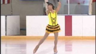 Ice Skating: Miley Cyrus- Lets Dance