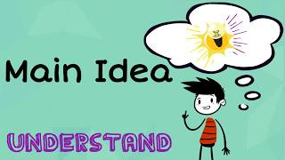 Main Idea | Summarising | Reading Strategies