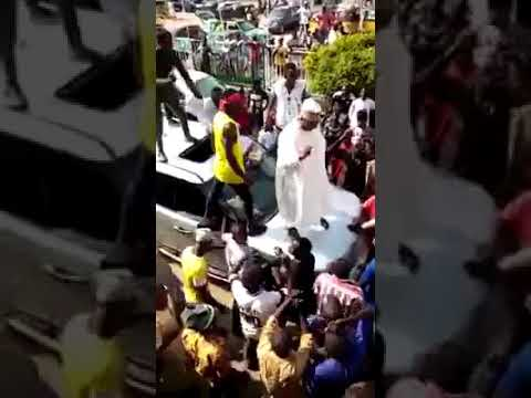 Kauran Bauchi on political tour