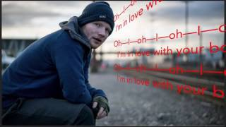 Ed Sheeran   Shape Of You Lyrics || English Subtitles