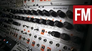 Modular Monthly: Building beats with Mutant Drums