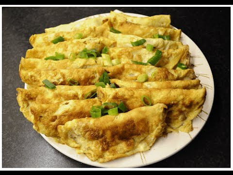 Chinese Egg Dumplings (www.China-Memo.com)