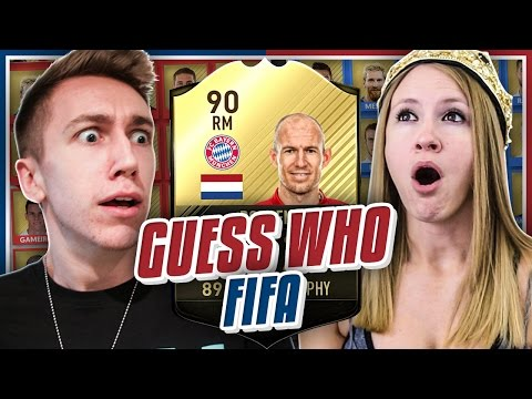FIFA 17 GUESS WHO VS MINIMINTER !! FT 90 ROBBEN !!