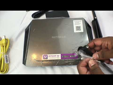 Networking | Netgear AC2300 Router | R7000P | Unboxing | Up and Running in 20 Minutes or Less!