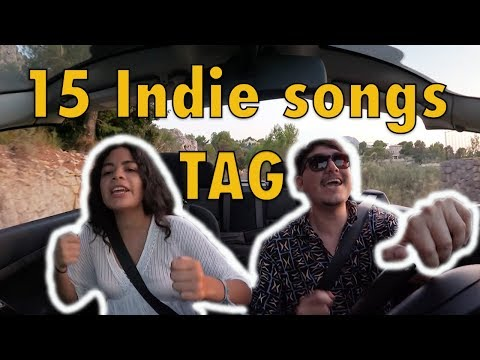 Tag del indie (15 indie songs tag) / La alternativa al 20 songs Tag