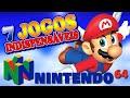 Nintendo 64 7 Jogos Indispens veis