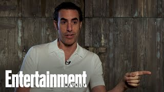 2020 Entertainers Of The Year: Sacha Baron Cohen | Entertainment Weekly