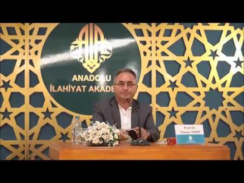 Prof.Dr. Hasan ONAT - Hariciliğin Teşekkülü ve Fikri Çerçevesi