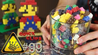 QC#99 - Chocolate LEGO - Video Youtube