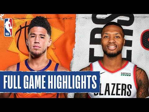 SUNS at TRAIL BLAZERS | FULL GAME HIGHLIGHTS | March 10, 2020