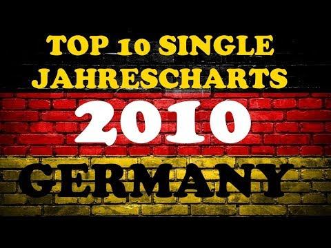 TOP 10 Single Jahrescharts Deutschland 2010 | Year-End Single Charts Germany | ChartExpress