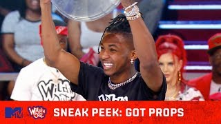 Lil Tjay, Polo G, Lala Kent & Chef Roble Step Up Their Funny 😂 Wild 'N Out | #GotProps