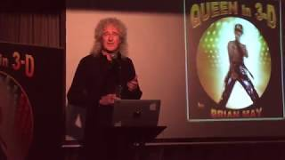 BRIANMAY: OPENING REMARKS ON MANCHESTER ATTACK