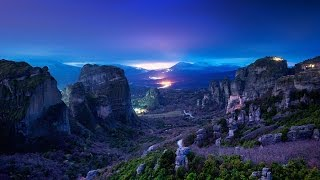 Метеоры | Чудо Света | Паломничество | Греция | Solun