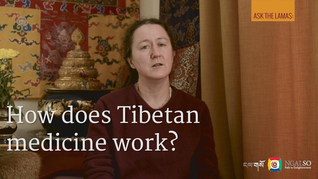 How does Tibetan medicine work?