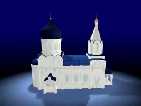 Белокаменная церковь на руси