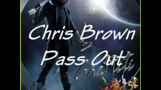 Chris Brown Feat Eva Simons - Pass Out (Official HQ 2010)
