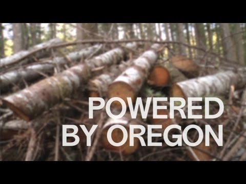 Powered by Oregon: Wood Biomass