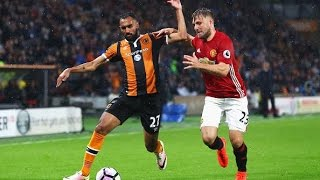 Hull City Vs Manchester United  01 GAME HIGHLIGHTS 2016