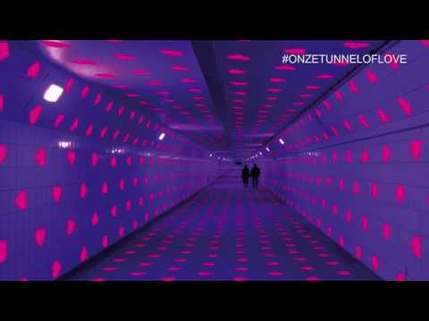 Nieuws maastunnel in rotterdam wordt tunnel of love for Bioscoopagenda rotterdam