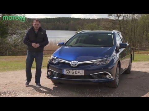 Motors.co.uk Toyota Auris Sports Touring Estate Review