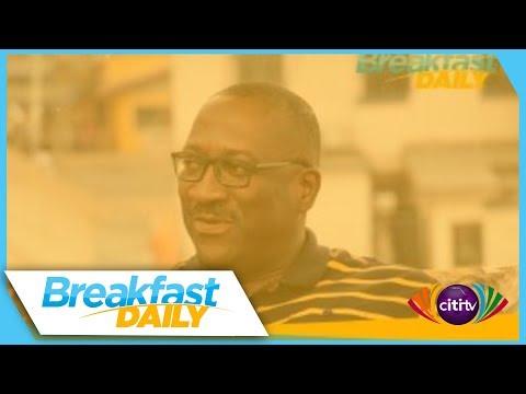 Sammens speaks on Citi FM's 14-year journey; advises young entrepreneurs