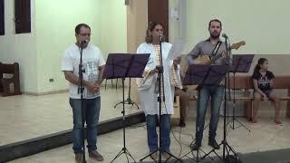 Canto de Comunhão - Missa do 3º Domingo da Quaresma (24.03.2019)