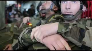 Смотреть онлайн Официальный ролик 2013 года про французский иностранный легион