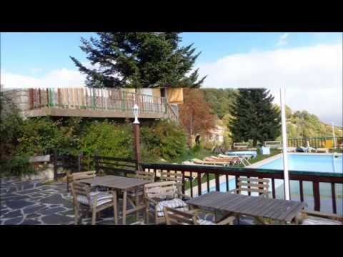 Hotel Restaurant Terralta. Cerca de Ribes de Freser en El Baell Campelles el Ripolles Girona.