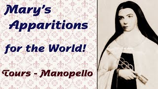 Mary's Apparitions for the World: Tours, Manopello