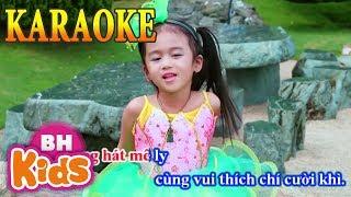 KARAOKE Chú Ếch Con - Nhạc Thiếu Nhi Karaoke Beat Chuẩn