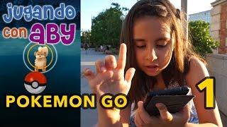 Pokemon Go. Quiero ser la mejor entrenadora Pokemon #1