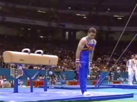 Jesús Carballo - Caballo con arcos - Final ind. Atlanta 96