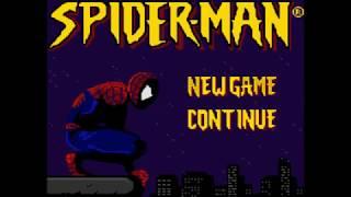 Spiderman (GBC) Full Game Playthrough