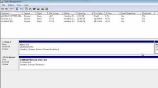 Dual Boot Windows Vista and Windows 7