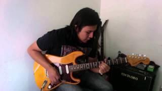 Flash In The Pan - Steve Lukather / Eduardo Corona Guitar Cover