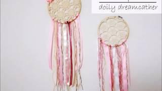 DIY/Doily Dreamcatcher