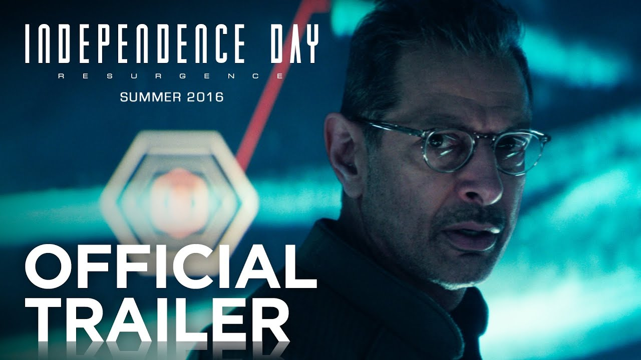 Watch The Trailer For Indepedence Day: Resurgence