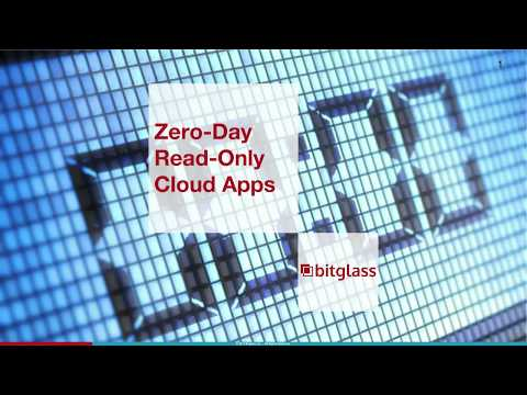 Zero-Day Read-Only Cloud Apps