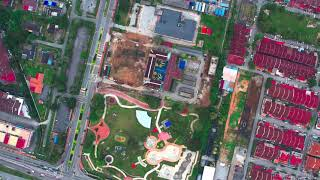 Learn day 2 Drone fly - Dji Air 2S feat MJX Bugs 12 EIS