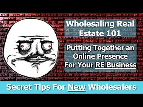 Wholesaling Real Estate – Going Virtual