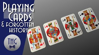 David, Caesar, Alexander and Charlemagne: The Playing Card Kings