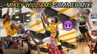 Mikey Williams Had A CRAZY Summer! Full AAU Highlights 🔥