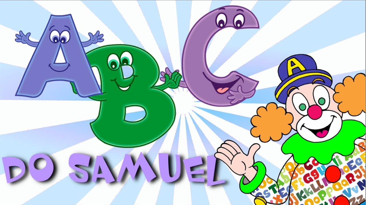 ABC DO SAMUEL - Clip Infantil