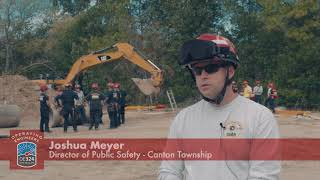 Operating Engineers and Michigan Urban Search And Rescue - Partnership and Training
